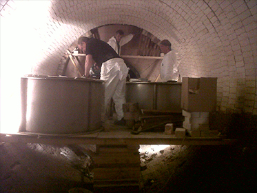 Refractory Installations